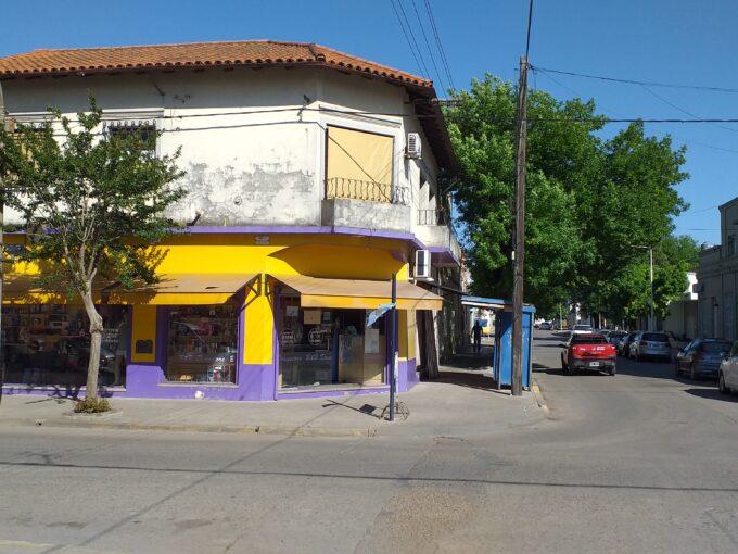 Casa en planta alta, pleno centro de la ciudad