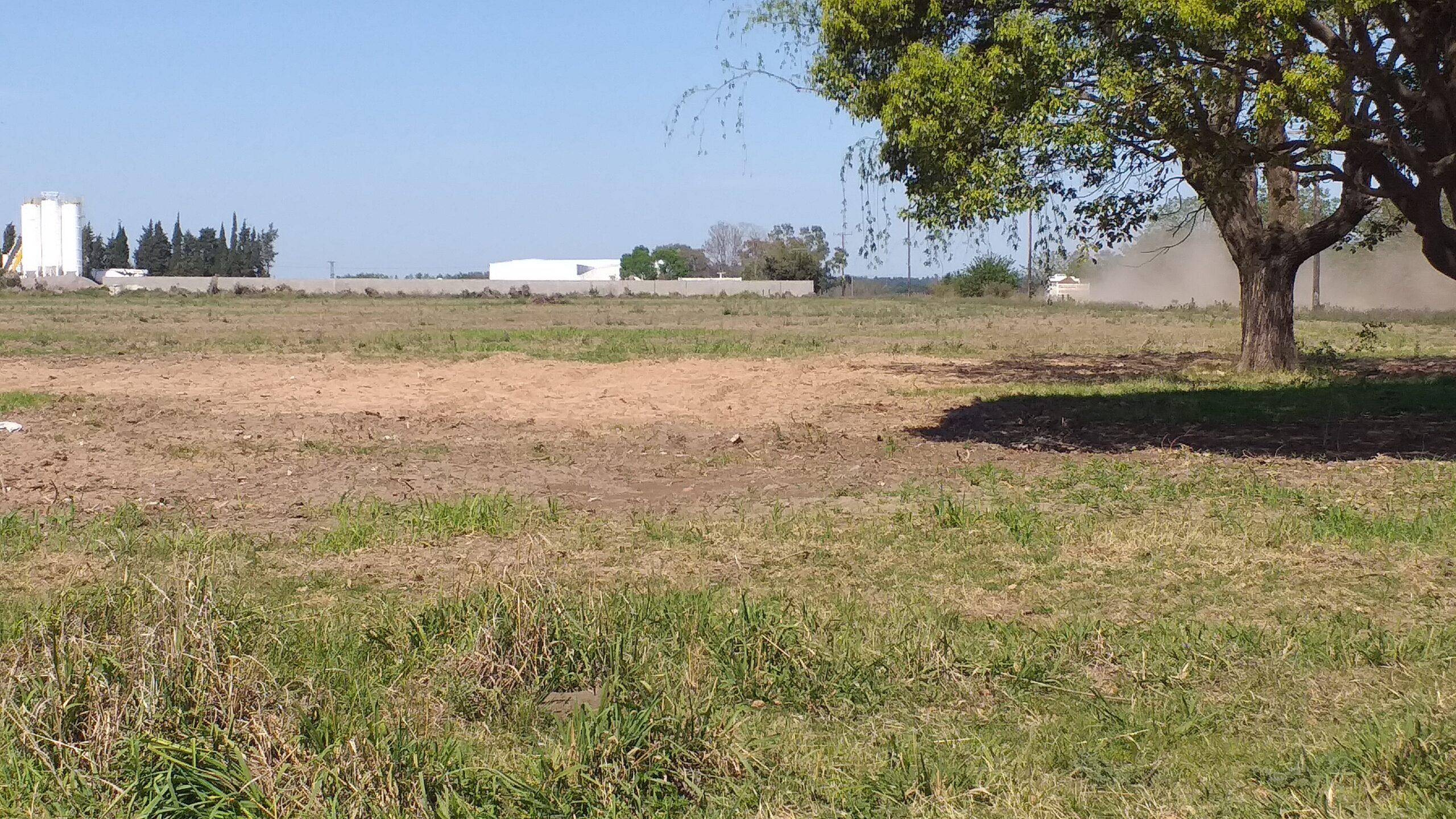 5,2 Ha Zona industrial San Pedro
