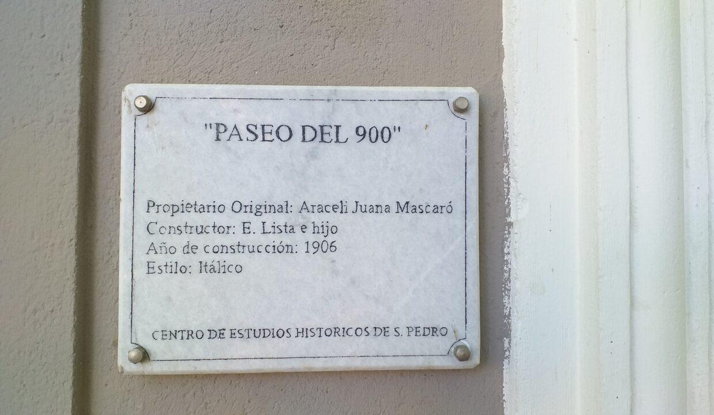 Casona Historica - Pellegrini 60 San Pedro (8)